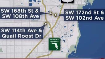 Buscan a sospechosos de seis robos en Miami
