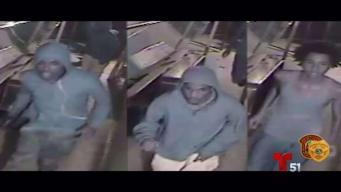 Buscan a tres ladrones de casa en Kendall