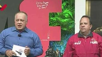 Cabello se burla de la detención de vicepresidente de la Asamblea Nacional