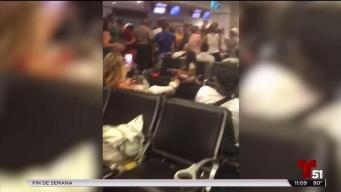 Cancelan vuelo a Cuba en aeropuerto de Miami
