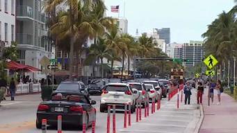 Peleas, caos y arrestos en Miami Beach por Spring Break