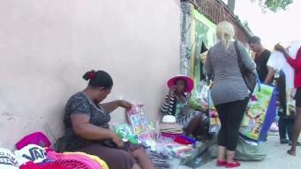 Cientos de cubanos viajan a Haití de compras
