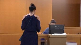 En corte colombiana que habría quemado manita de su hijo