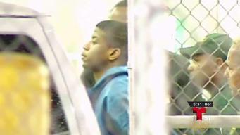 Comparece en corte fugitivo capturado