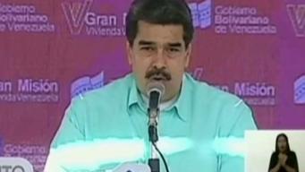 Continúa diálogo entre Maduro y oposición