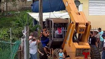 Controversia por instalación de poste en Vega Baja