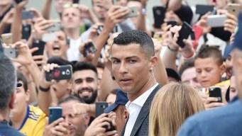 Solicitan el ADN de Ronaldo por presunta violación