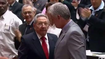 Raúl Castro encabeza reforma constitucional en Cuba