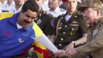 ¿Cuba en el centro de las negociaciones por Venezuela?