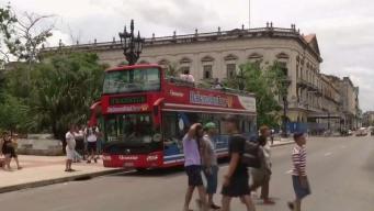 Cuba revela caída del turismo