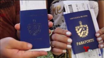 Cubanos se librarían de posibles medidas migratorias