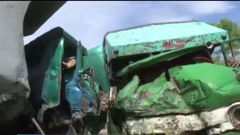 Decenas de heridos en accidente en Cuba