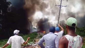 Demandan a empresas relacionadas con accidente aéreo en Cuba