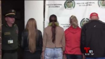 Deportistas cubanos acusados de robar celulares