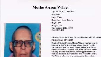 Buscan a anciano de Miami Beach desaparecido