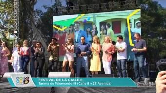 Descemer Bueno interpreta tema de Telemundo 51