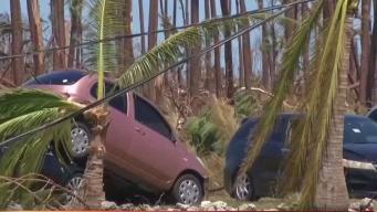 Destrucción y devastación en Bahamas