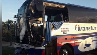 Doce heridos en accidente en Cuba
