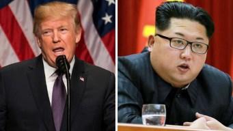 """Trump a líder norcoreano: """"mi botón es más grande"""""""