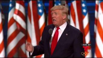 Cobertura de Equipo: Donald Trump acepta nominación