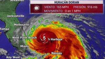Dorian se acerca a Florida: ¿Qué efectos se sentirán desde hoy?