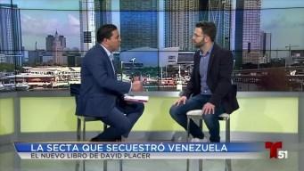'Maduro es santero': autor de libro sobre 'los demonios' del gobernante