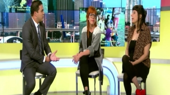 "Entrevista a Zoe García, directora de ""Connection"""