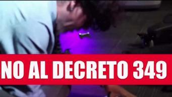 En Cuba protestan artistas contra Decreto 349