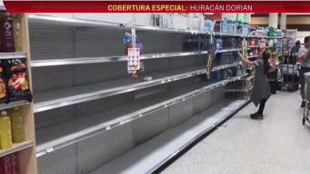 Huracán Dorian: ¿En dónde reportar el abuso de precios?