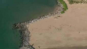 Hallan el cuerpo de un hombre en playa de Fort Lauderdale