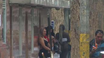 Esclavas  sexuales venezolanas en Colombia