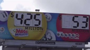 Estafa con billetes de lotería de la Florida