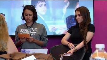 Estudiantes de Miami participan en concurso de innovación