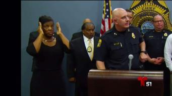 Falsa intérprete en caso de asesino en serie de Tampa