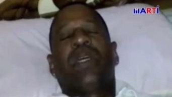 Gobierno cubano libera a activista en huelga de hambre