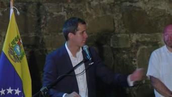 Guaidó presenta nueva estrategia para incentivar el turismo