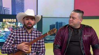 Humor venezolano en música llanera