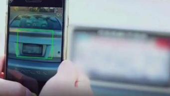 ICE rastrea inmigrantes por las placas de autos