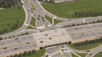 En servicio el intercambio de vías en autopista de Miami