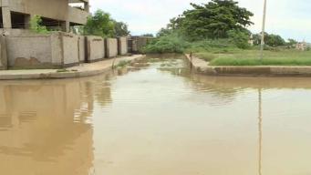Inundaciones en Venezuela por tormenta tropical Karen
