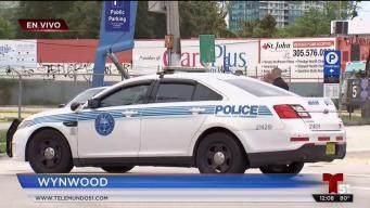 Investigan tiroteo en Wynwood