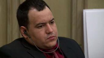 Juez rechaza testimonio de culpabilidad desde Cuba