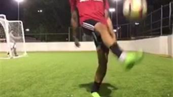 Video desde las canchas: Jugador del West Park FC