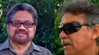 Maduro da bienvenida a exguerrilleros de las FARC