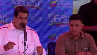 Maduro destituye a Minsitro de Energía Eléctrica