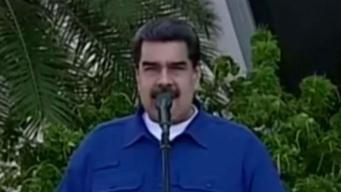 Maduro quiere cooperación militar de Cuba