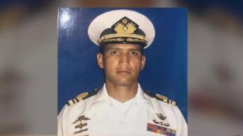 Maduro reconoce muerte de capitán venezolano
