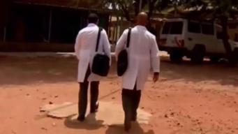 Mariela Castro culpa a EEUU por secuestro de médicos cubanos