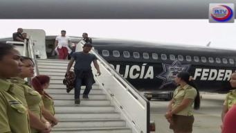 Más de 60 cubanos fueron deportados de México a la isla