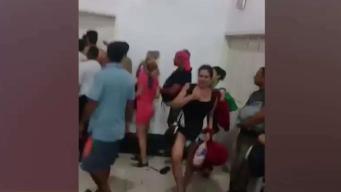 Liberan a más de 100 migrantes cubanos detenidos en México